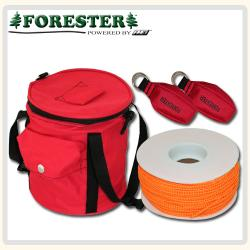 Forester mini throw bag kit