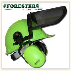 Forester Helmet System Green