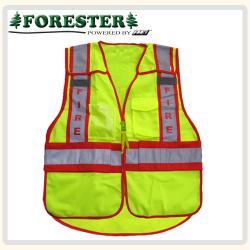 Fire Hi-Vis traffic vest