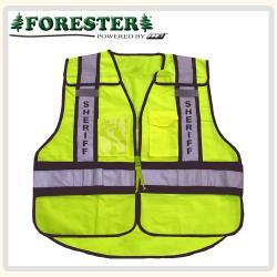 Sheriff Hi-Vis traffic vest